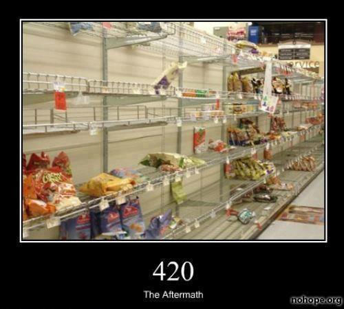 420 Aftermath
