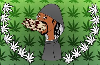 Smoke Weed Everyday Cartoon Weed Memes
