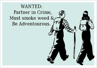 Wanted Partner in Crime