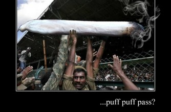 Puff Puff Pass? PPP Weed Memes