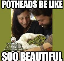 Potheads be like…soo beautiful