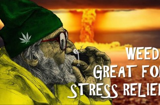 Weed …. Great for Stress Relief