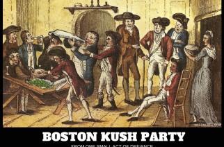 Boston Kush Party - Weedmemes.com