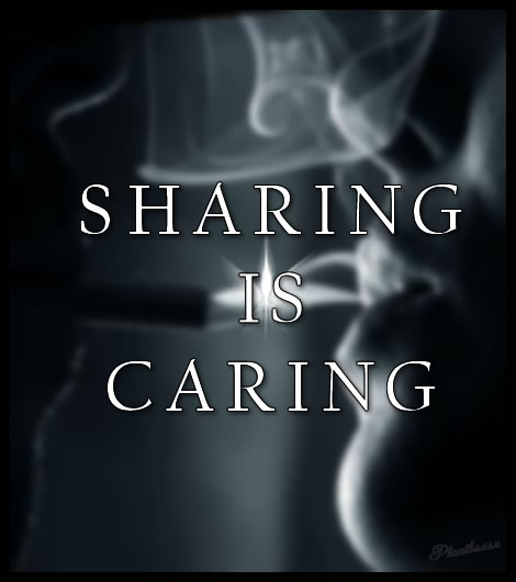 Sharing is caring - Weedmemes.com