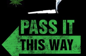 Pass it this way PPP Stoner Rule Weed Memes
