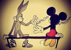 Puff Puff Pass Cartoon Characters Weed Memes