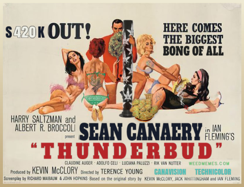 Thunderbud – Biggest Bong of All