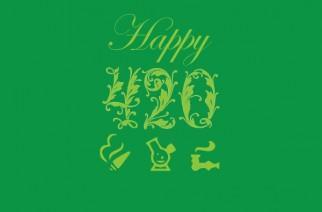 Happy 420 Marijuana Day