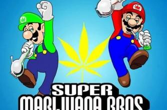 Marijuana Bros Pot Memes