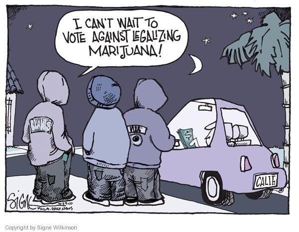 I Can't Wait to Vote Against Legalizing Marijuana Weed ...