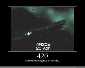 420 Celebrated Weed Memes