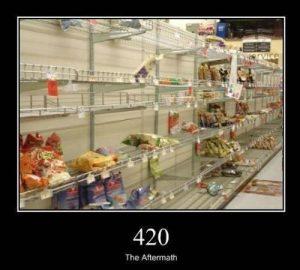 420 Aftermath Weed Memes