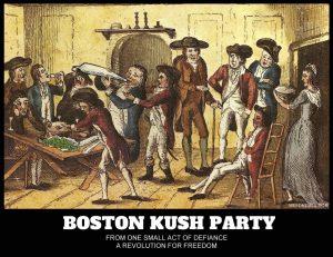 Boston Kush Party Political Weed Memes