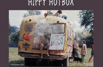 Hippy Hotbox Weed Memes
