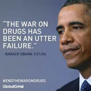Obama Drug War Failure Weed Meme