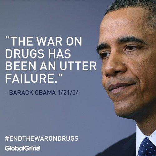 George W. Bush's former Drug Czar does his very best ...  Drug War Memes