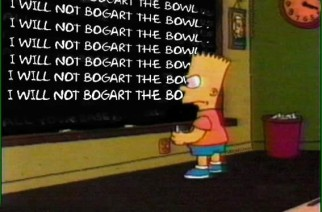 Simpson Not Bogart Weed memes