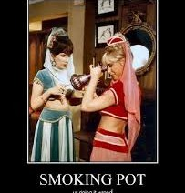 Genie Smoking Pot Doing It Wrong Weed Memes