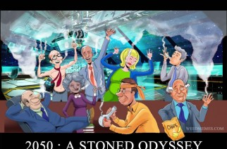 Stoned-Odyssey-Weed Memes