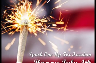 July 4th Weed Memes Spark One Up For Freedom