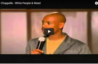 Dave Chappelle – White People & Weed Comedy Video Funny