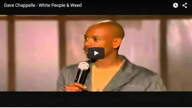 Dave Chappelle Marijuana Video Comedy