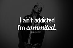 Wiz Khalifa Quote Committed Weed