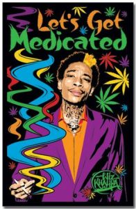 Wiz Khalifa Get Medicated Meme