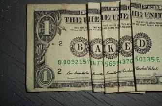 Baked Dollar Bills Weed Memes