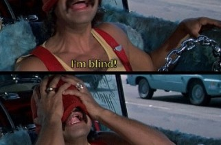 Cheech Blind Stoned Weed Memes