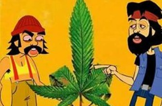 Cheech & Chong Stay High Weed memes