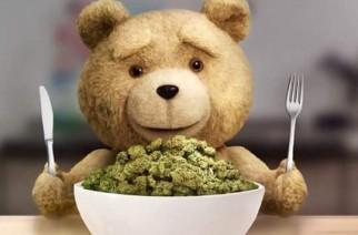 Ted Weed Cereal Breakfast Marijuana Memes