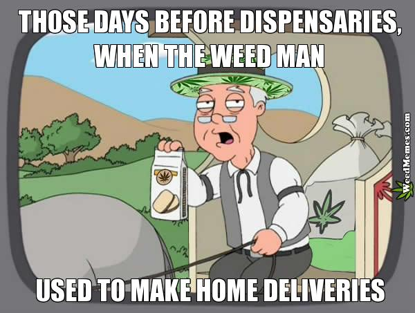 how to get weed delivered