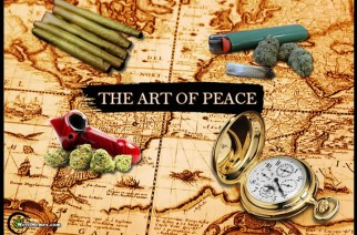 The Art of Peace Cannabis For Global Peace Weed Memes