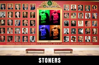 Famous Stoners Wall of History Weed Memes
