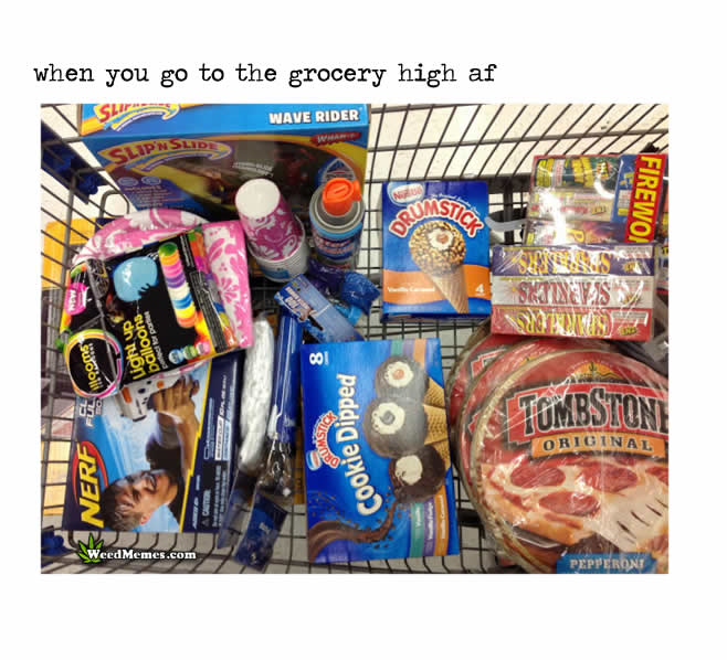 how to avoid munchies when high