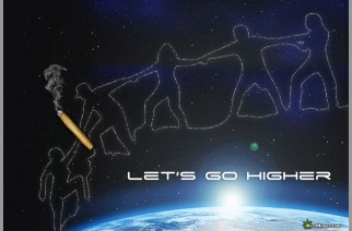 Let's Go Higher Smoke Blunt Weed Memes