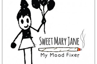 Sweet Mary Jane Mood Fixer Weed Design Marijuana Memes