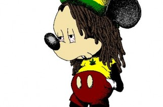 Rasta Mickey Mouse
