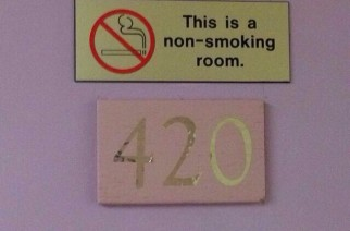 Room 420 Non-Smoking Room Pic Weed Memes