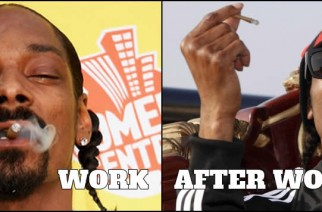 Snoop Dogg Weed Memes – Work. After Work. Marijuana Humor