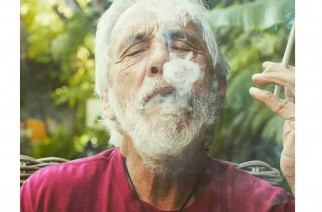 Tommy Chong Sometimes Say FK It Smoke Fat Joint Weed Memes