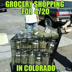 420 Meme Grocery Shopping Weedmemes