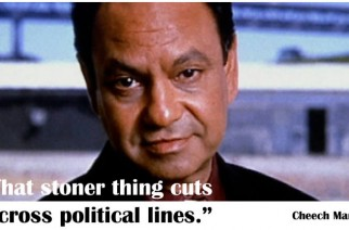 Cheech Marin Stoners Weed Quote