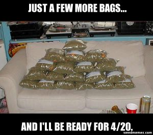 Get Ready Weed 420 Memes