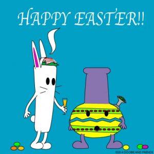 Happy Easter Egg Bong Memes