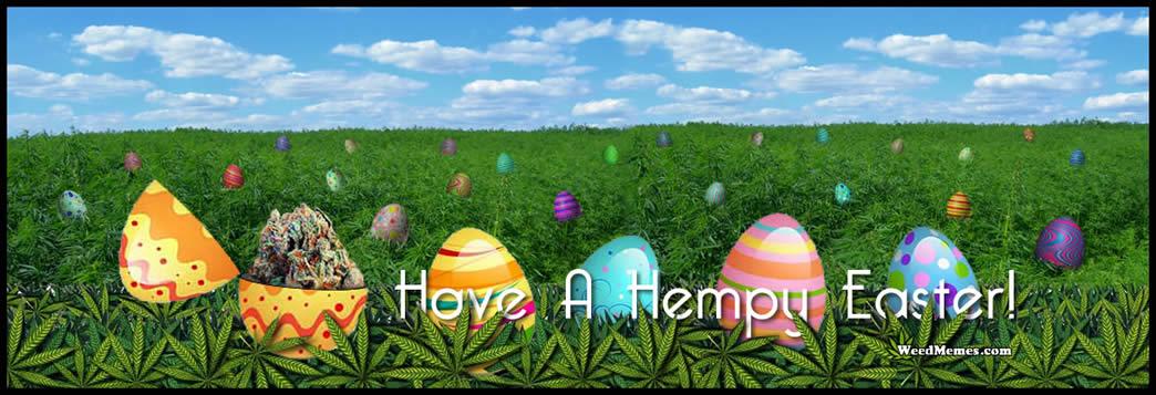 Top 10 Best Hempy Happy Easter Weed Memes & Stoner Easter Bunny Pics 2016