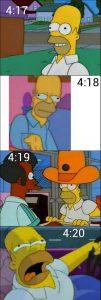 Homer Simpson 420 Weed Memes