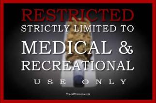 Marijuana Warning Label Restricted Use Funny Weed Memes