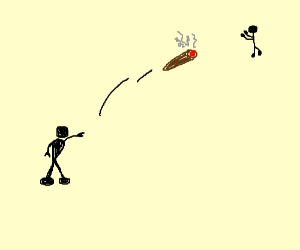 Pass the Blunt Funny Puff Puff Pass Drawing Weed Memes